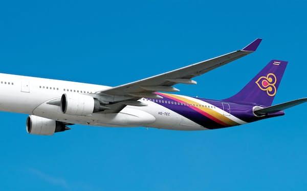 タイ国際航空は仙台─バンコク便を2019年10月に再開したばかりだった