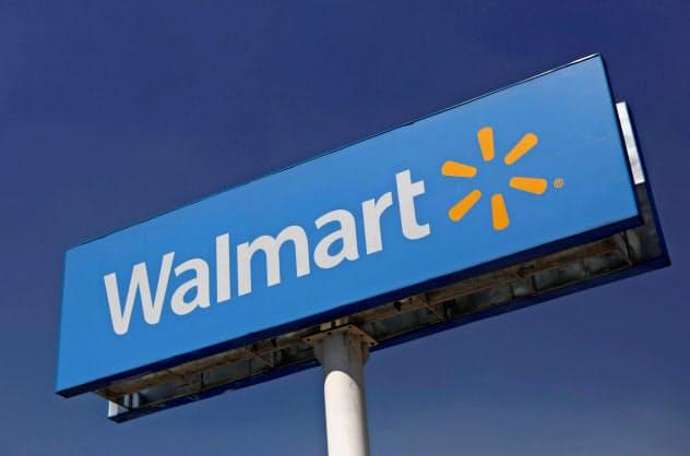 ウォルマートのネット通販は成長している=ロイター