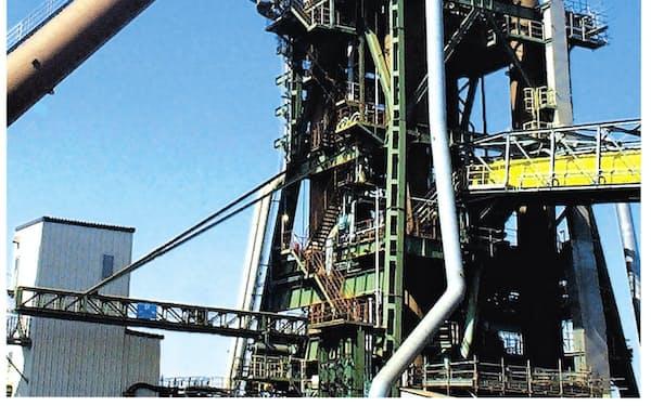 日本製鉄などは高炉の一時休止を相次ぎ決めている(北九州市の九州製鉄所八幡地区)