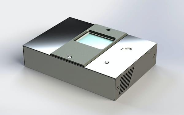 ウシオ電機の紫外線照射装置は人の目や肌を傷つけない波長を出す