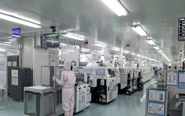 メイコーはベトナム工場で人工呼吸器の量産に乗り出す