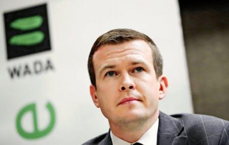 WADAのバンカ委員長は「アンチ・ドーピング活動に求められるのはさらなるイノベーションだ」と検査手法の研究を急ぐ=ロイター