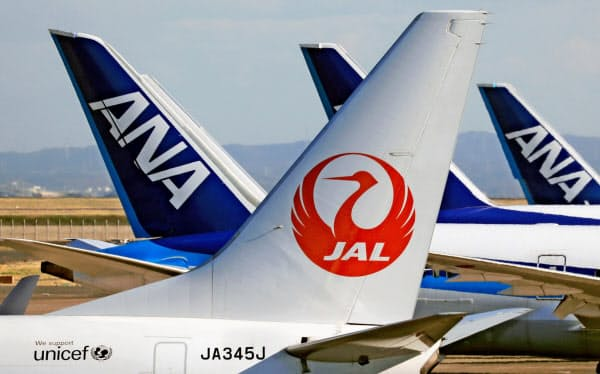 航空機の利用が減りマイルシェアの売り上げも落ち込んだ