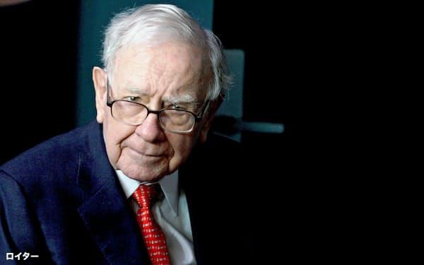 バフェット氏率いるバークシャーが日本市場に上場する個別株を大量保有するのは初とみられる=ロイター