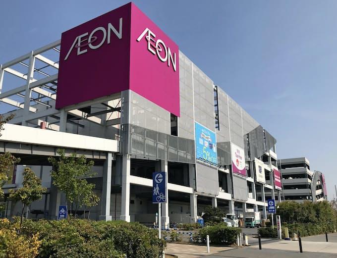 新型コロナ:イオンモール、28日から全施設でテナント営業再開: 日本 ...
