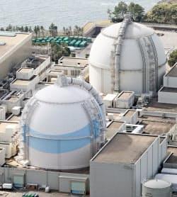 燃料費が安い玄海原発などで、安い電気料金を維持(佐賀県玄海町)