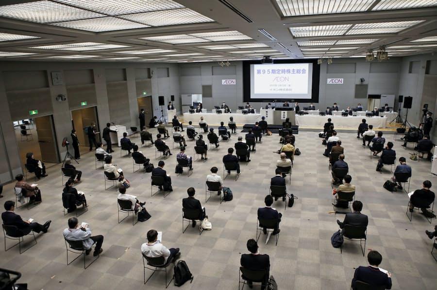 コロナ下、変わる株主総会 入場制限や日程変更など: 日本経済新聞