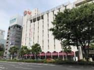 岡山高島屋は25日から営業時間を午前10時から午後7時までに拡大する(岡山市)
