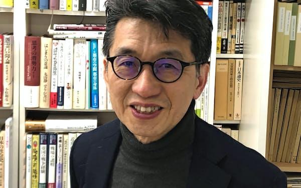 吉見俊哉・東京大学教授