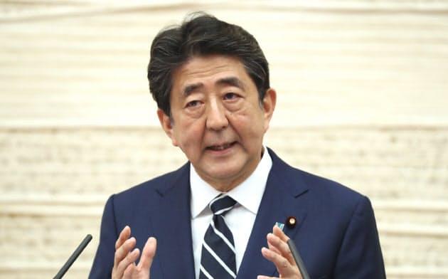 緊急事態を全面解除 首相表明 臨時交付金2兆円増額