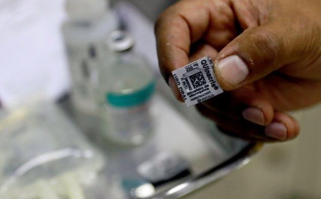 抗マラリア薬「ヒドロキシクロロキン」=ロイター
