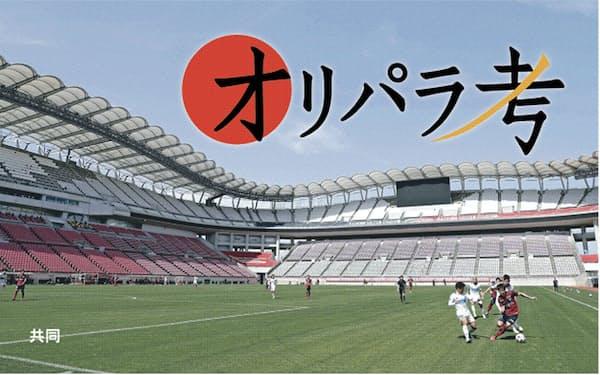 J1鹿島はOBによるリモートトークショーをライブ配信、サポーターから募金を受け付けた。