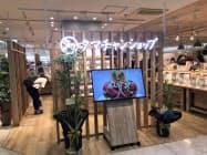 宮崎市内に開業した自然食品店「タマチャンショップ」