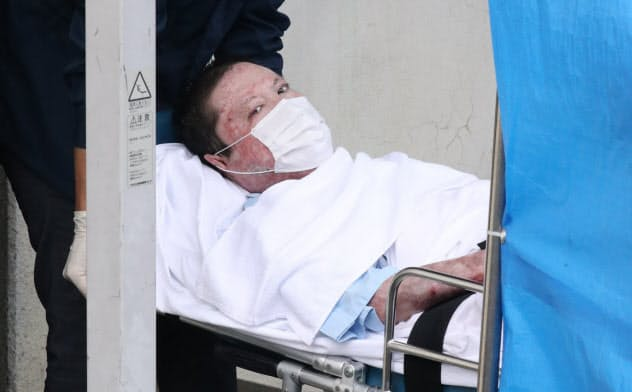 京アニ放火、容疑者逮捕「ガソリン使えば多く殺害」