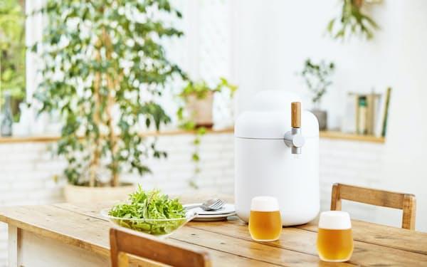 キリンビール「キリンホームタップ」の専用サーバー