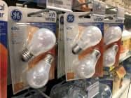 GEは祖業の電気照明事業を売却する