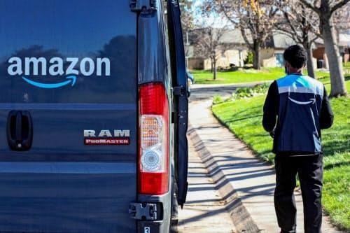 アマゾンはズークス買収で無人配送の実現を目指す=ロイター