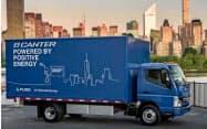 三菱ふそうトラック・バスは米国とカナダでのトラックの新車販売から撤退する