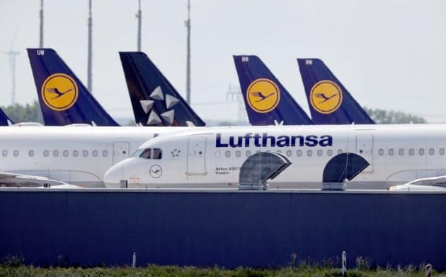 ドイツ政府はルフトハンザの株式20%を取得する=ロイター