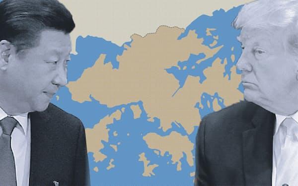 米中はグローバル化とともに経済の相互依存を深めてきたが…