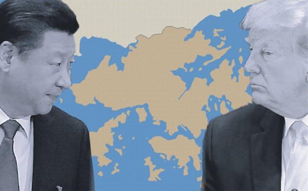 米中衝突再び 危うい高圧外交の応酬