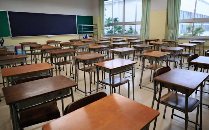 東京都内の小中学校は6月1日に再開する予定だ(都内の学校)