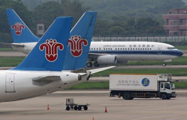 中国は国際旅客便の受け入れを緩和する(広東省)
