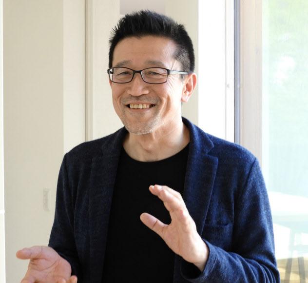 取材に応じる札幌ファウンダーズ・ファンドの村田利文代表(5月中旬、札幌市)