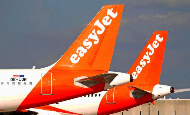英イージージェットは6月15日から運航を一部再開する方針=ロイター