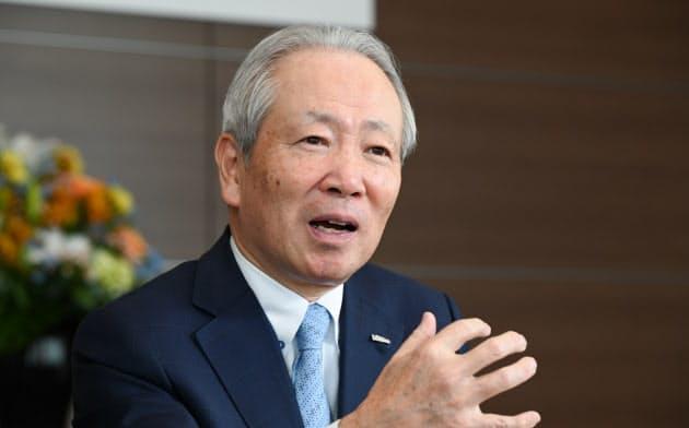 高崎秀雄 日東電工社長