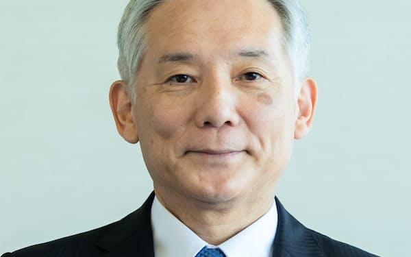 製紙連会長に就任した日本製紙・野沢徹氏