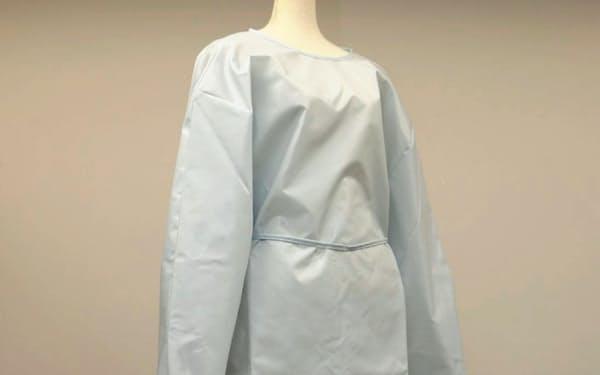 豊田合成が名古屋大学医学部付属病院などに提供した医療用の防護服