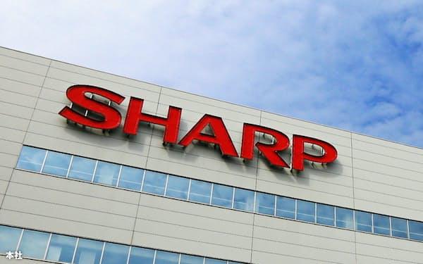 シャープは主力液晶パネル事業などを分社化する