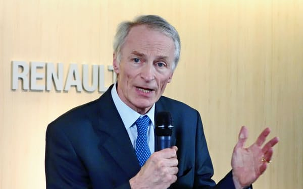 ルノーのジャンドミニク・スナール会長は日仏連合がコロナ禍で結束を強めたと語った