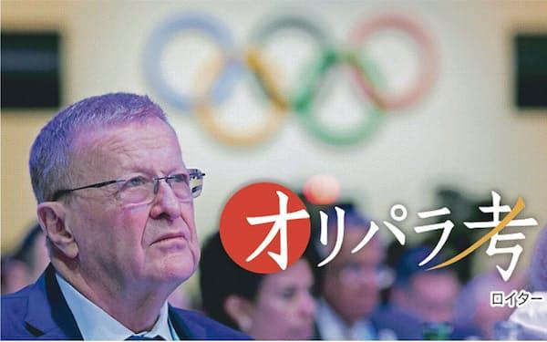 IOCのコーツ調整委員長は「大会の再延期はない」と断言した
