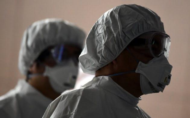 コロナ再感染、各国で報告相次ぐ 抗体減少が原因か
