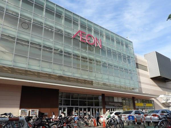 イオン北海道の店舗