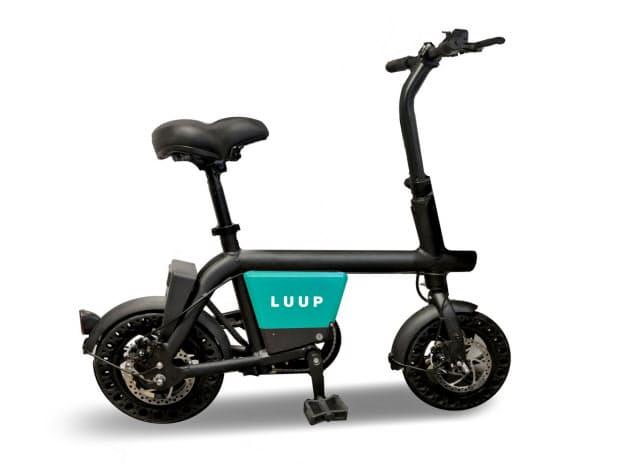 Luupは小型自転車のシェアリングサービスを始めた