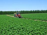 農業は北海道の基幹産業の1つだ