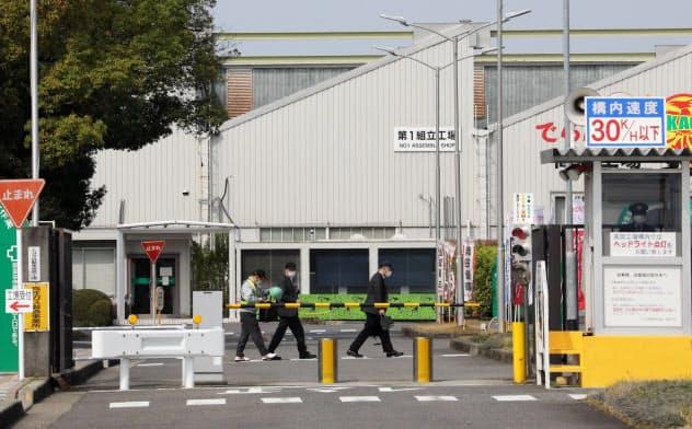 派遣各社、雇用維持に懸命 車工場の稼働低迷で食品へ