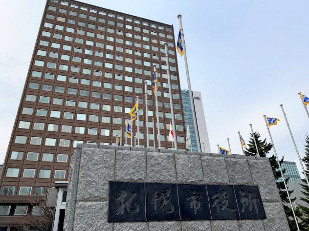 北海道内では5月25日以降、1日の新規感染者が1桁に収まっている(札幌市役所)