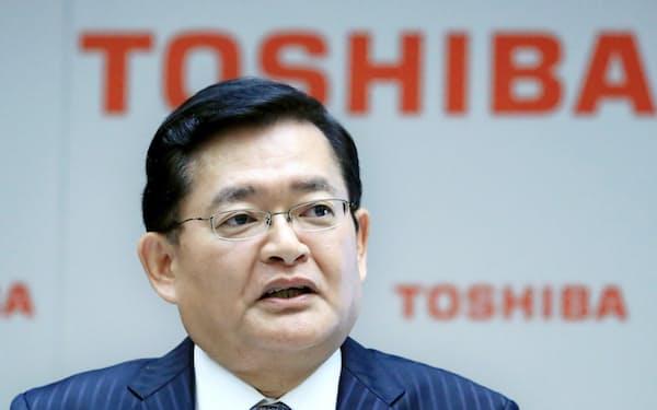 東芝の車谷社長兼CEOは経営再建に向けて構造改革を断行した