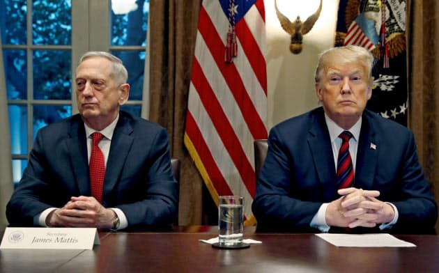 トランプ氏批判、米軍元高官から続出 軍動員に懸念