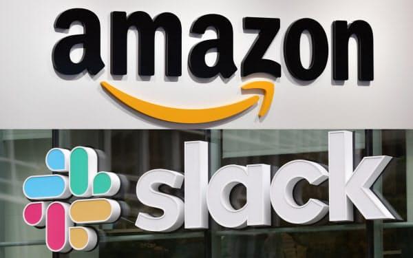アマゾン・ドット・コムとスラック・テクノロジーズはビデオ会議システムやクラウドコンピューティングなど幅広い分野で協力する