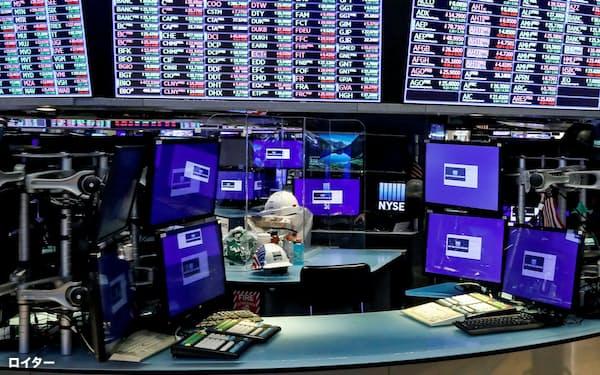 S&P500指数は3月の底値から40%近くも上昇し、年初からの下落幅はわずか3%にまで縮小した=ロイター