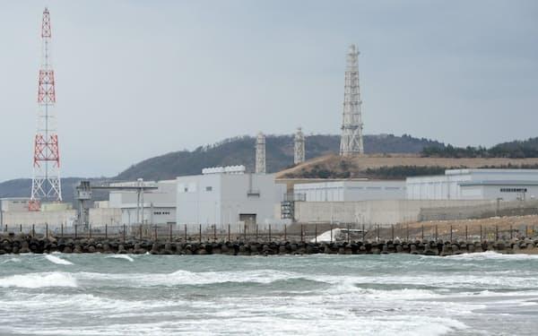柏崎刈羽原子力発電所では安全対策工事に約4000人が従事していた