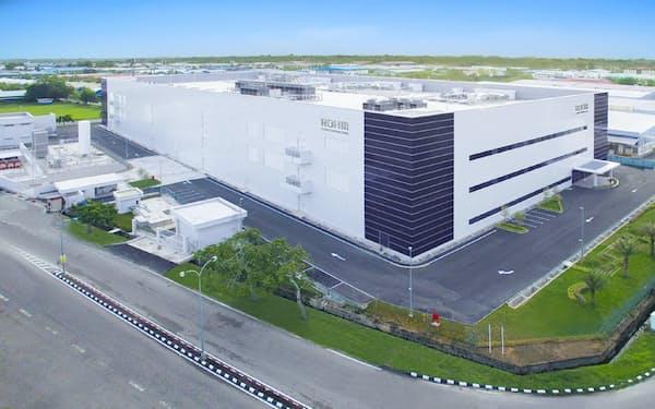 ロームのマレーシア工場はコロナの影響で稼働率を大きく落とした