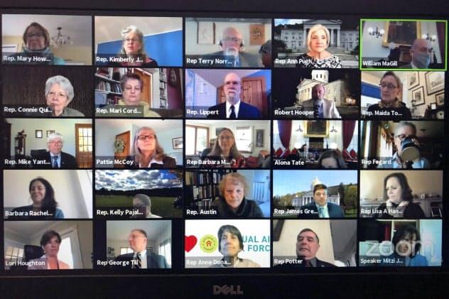 ビデオ会議市場争奪 AmazonとSlack提携、MSに対抗