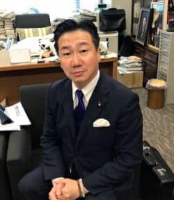 ふくやま・てつろう 京大院修了。民主党政権で外務副大臣や官房副長官など歴任。参院京都選挙区、58歳。