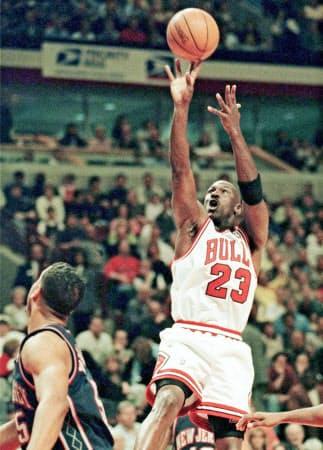 米プロバスケットボールNBAのブルズで活躍したマイケル・ジョーダンも指導者になることはなかった=ロイター